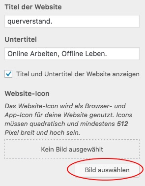 favicon-einbinden-wordpress-icon